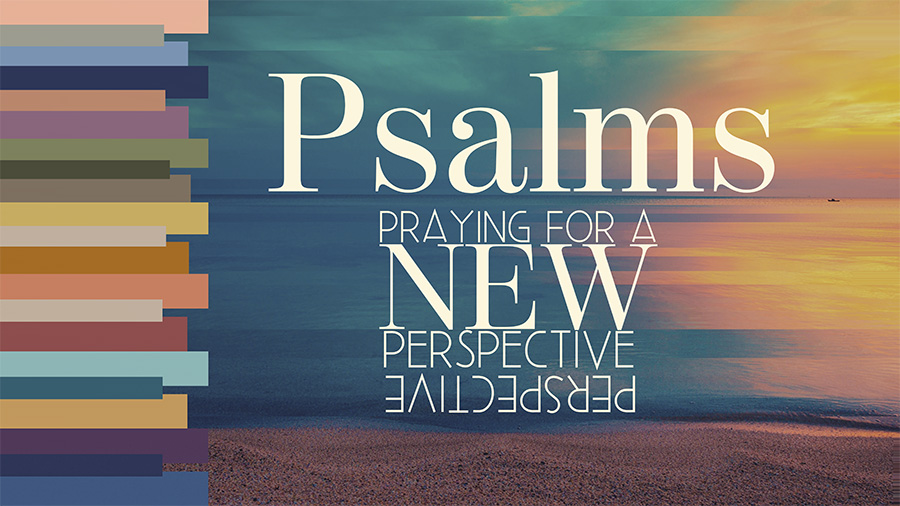 VIDEO – Psalms – Sermon #1 – A New Perspective
